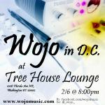 Wojo Live At Tree House Lounge (Washington D.C.)
